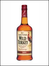 Wild Turkey 8 yrs old